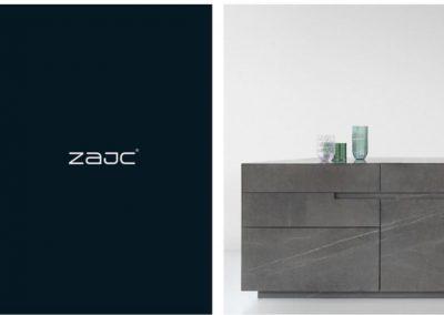 ZAJC (Marmur Pietra Gray)